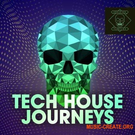 Skeleton Samples Tech House Journeys (WAV) - сэмплы Tech House