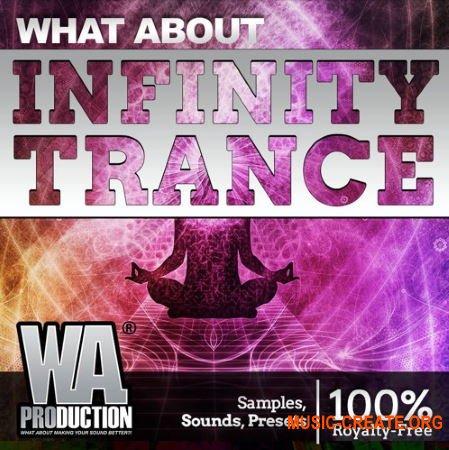 W.A.Production Infinity Trance (WAV MIDI FXP FLP) - сэмплы Trance