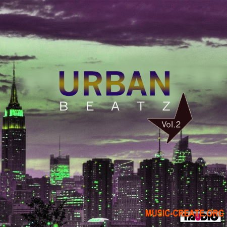TAUDIO Urban Beatz Vol 2 (WAV) - сэмплы Hip Hop, Urban