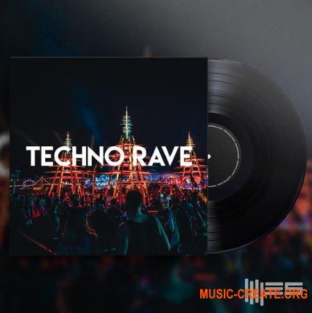 Engineering Samples Techno Rave (WAV) - сэмплы Techno