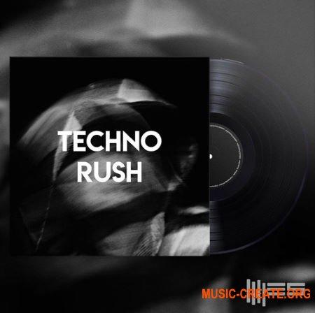 Engineering Samples Techno Rush (WAV) - сэмплы Techno