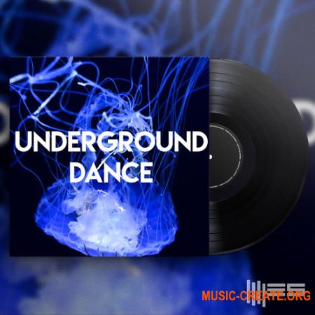 Engineering Samples Underground Dance (WAV) - сэмплы Underground Techno