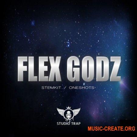 Studio Trap Flex Godz (WAV) - сэмплы Trap