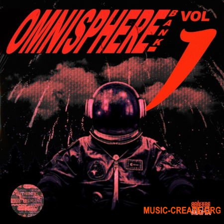 Onlyxne 808 Mafia Omnisphere Bank Vol. 1 (Omnisphere)