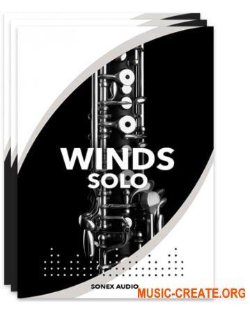 Sonex Audio Woodwinds Solo (KONTAKT) - библиотека деревянных духовых