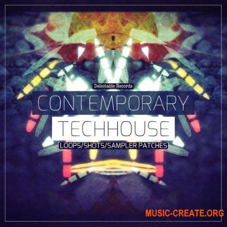 Delectable Records Contemporary Tech House (WAV) - сэмплы Tech House