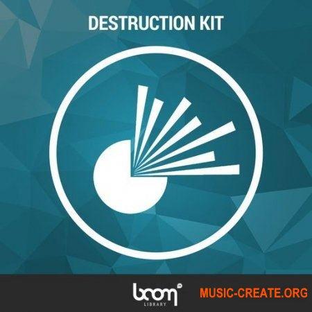BOOM Library Destruction Kit (WAV) - звуковые эффекты