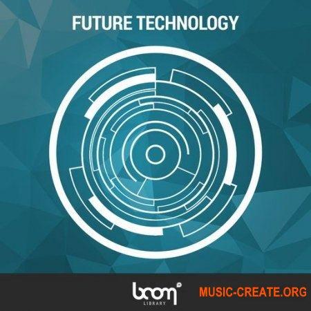 BOOM Library Future Technology (WAV) - звуковые эффекты