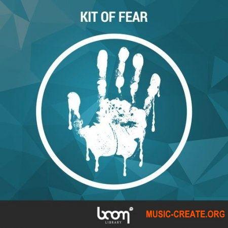 BOOM Library Kit of Fear (WAV) - звуковые эффекты