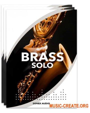 Sonex Audio Brass Solo (KONTAKT) - библиотека звуков сольных духовых инструментов