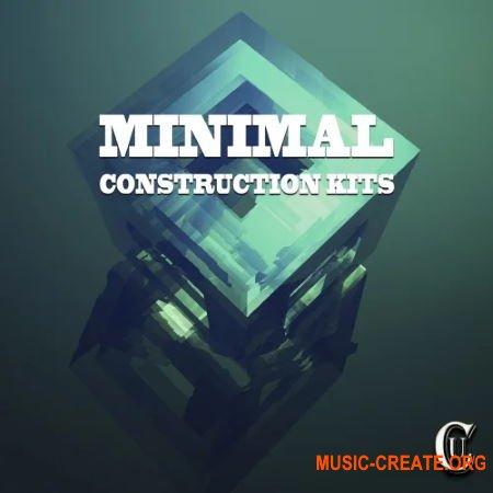 Caucasus Underground Minimal Construction Kits (WAV) - сэмплы Minimal