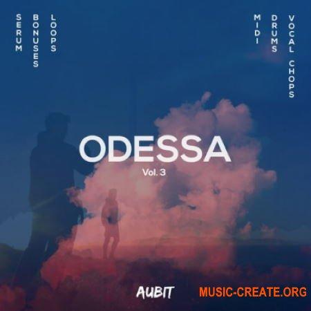 Aubit Sound ODESSA Vol 3 (MULTiFORMAT) - сэмплы Future Bass, Chillwave