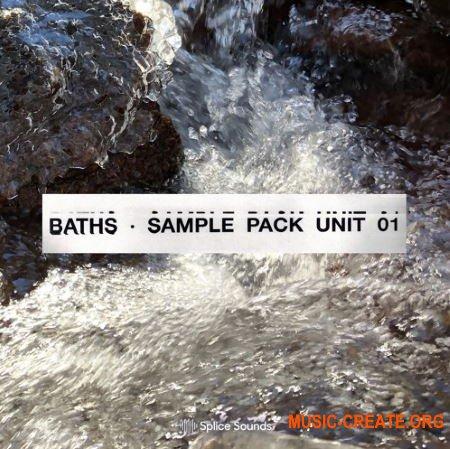 Splice Sounds Baths Sample Pack (WAV) - сэмплы Electronic