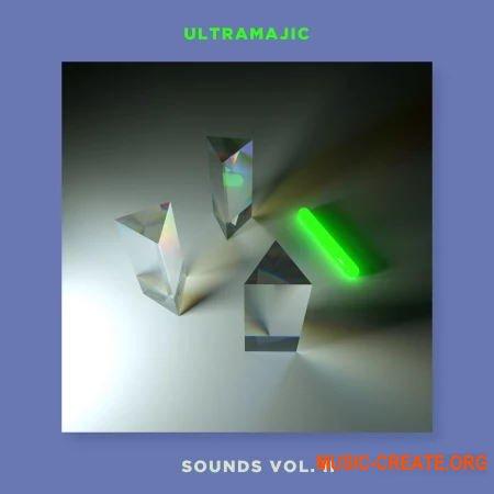 Splice Sounds Ultramajic Sounds Vol.2 (WAV) - сэмплы Techno