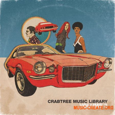 Crabtree Music Library Vol 2 Compositions and Stems (FLP WAV) - сэмплы Hip Hop