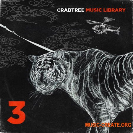 Crabtree Music Library Vol 3 Compositions (WAV) - сэмплы Hip Hop