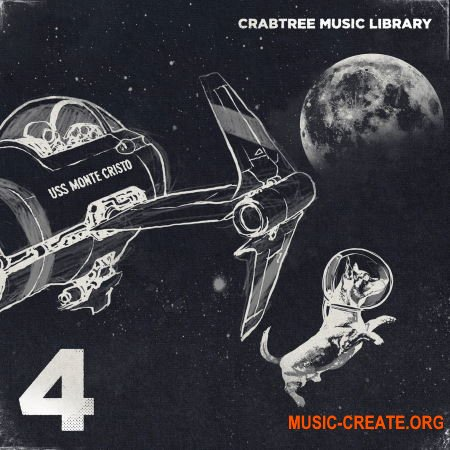 Crabtree Music Library Vol 4 Compositions (WAV) - сэмплы Hip Hop