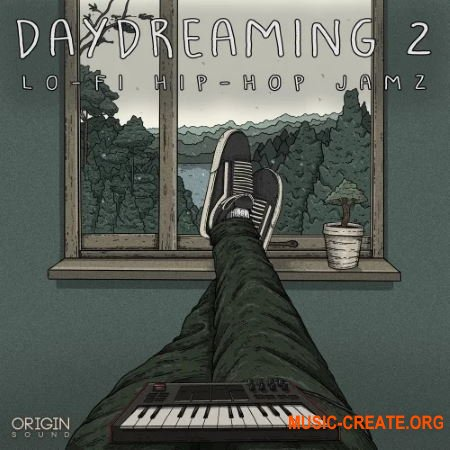 Origin Sound Day Dreaming 2 - Lo-Fi Hip Hop Jamz (WAV) - сэмплы Hip Hop, Downtempo