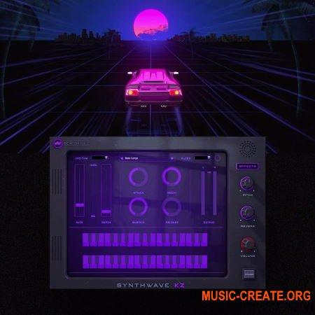 BeatSkillz Synthwave KZ v2.5.4 WiN RETAiL - Synthwave виртуальный инструмент