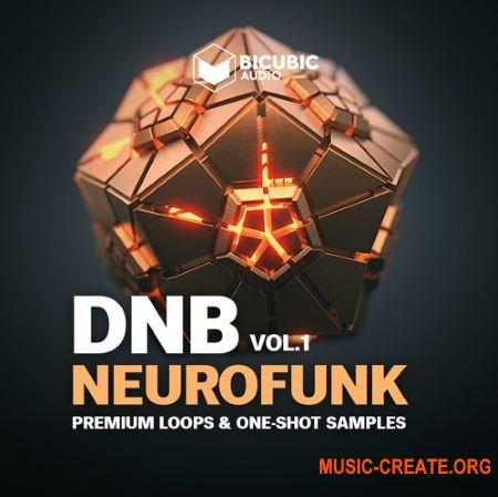 Bicubic Audio Neurofunk Vol 1 (WAV) - сэмплы Neurofunk