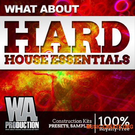 W. A. Production Hard House Essentials (MULTiFORMAT) - сэмплы House, EDM