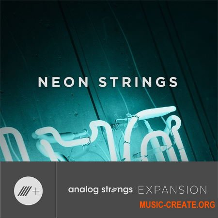 Output Neon Strings (Analog Strings Expansion Pack)