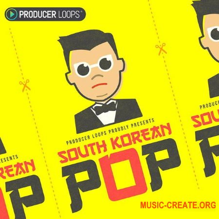 Producer Loops South Korean Pop Vol 1 (WAV MIDI) - сэмплы Pop, Melbourne Bounce, EDM
