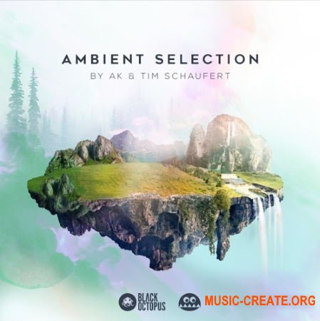 Black Octopus Sound Ambient Selection by AK and Tim Schaufert (WAV Serum Presets) - сэмплы Ambient, Downtempo
