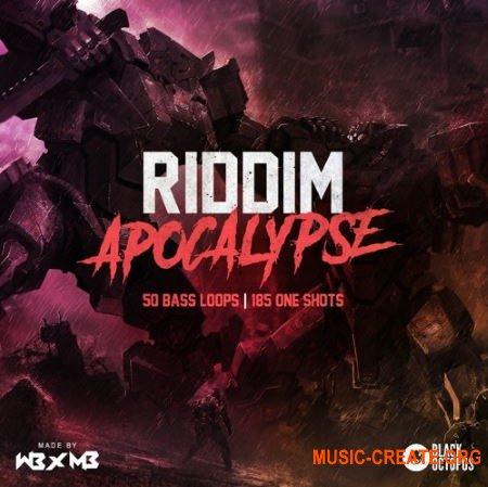 Black Octopus Sound WB x MB Riddim Apocalypse (WAV) - сэмплы Dubstep, Riddim