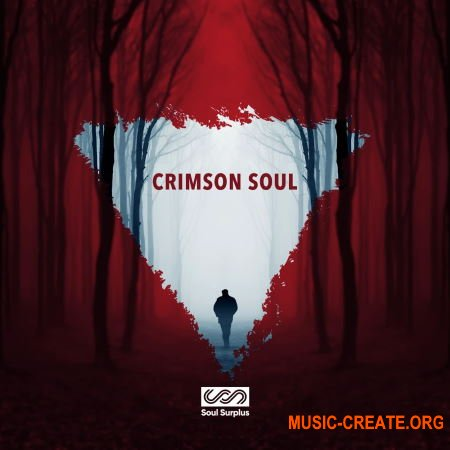 Soul Surplus Crimson Soul (WAV) - сэмплы Soul, Rock