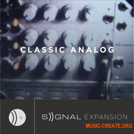 Output Classic Analog v6.01 (Signal Expansion)