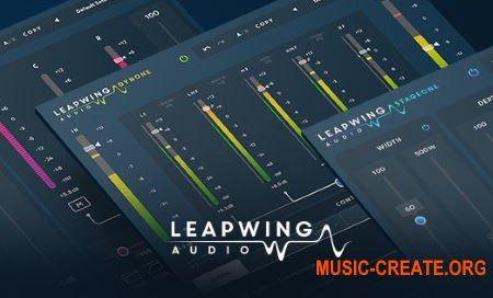 Leapwing Audio Bundle 2019 CE Rev2 (Team V.R) - сборка плагинов