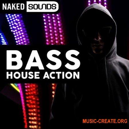 Naked Sounds Bass House (WAV) - сэмплы Bass House