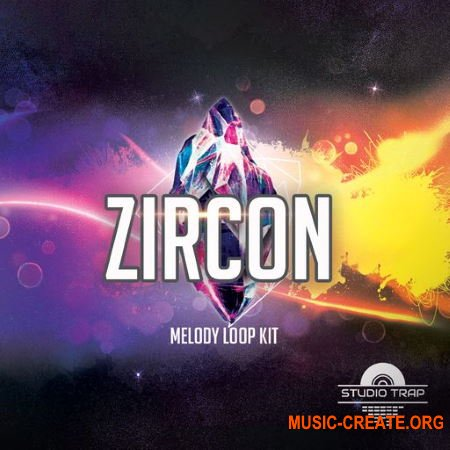 Studio Trap ZIRCON (WAV) - сэмплы Trap