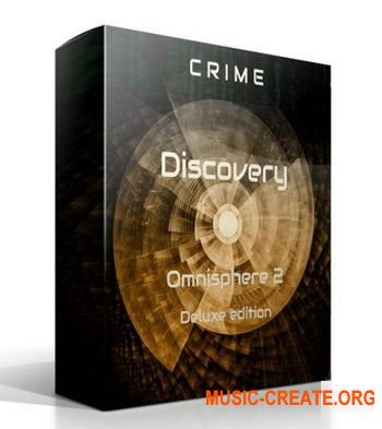 Triple Spiral Audio - Discovery – Crime Deluxe (Omnisphere 2)