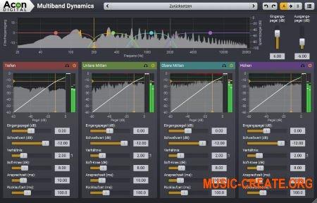 Acon Digital Mastering Suite v1.0.7 WIN OSX (Team R2R) - плагины для мастеринга