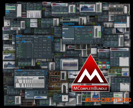 MeldaProduction MCompleteBundle v14.00 WiN / v13.06 MAC (TEAM R2R) - сборка плагинов эффектов