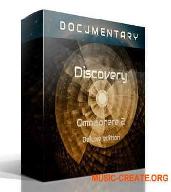 Triple Spiral Audio - Discovery – Documentary Deluxe (Omnisphere 2)
