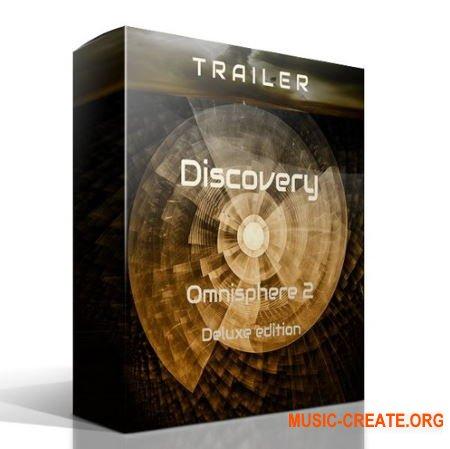 Triple Spiral Audio - Discovery - Trailer Deluxe (Omnisphere 2)