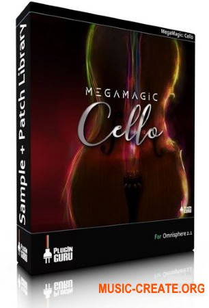 Plugin Guru - Megamagic Cello (Omnisphere 2)