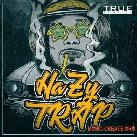 True Samples Hazy Trap (WAV MiDi SPiRE) - сэмплы Trap