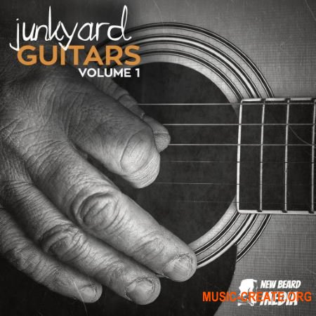 New Beard Media Junkyard Guitars Vol 1 (WAV) - сэмплы гитары