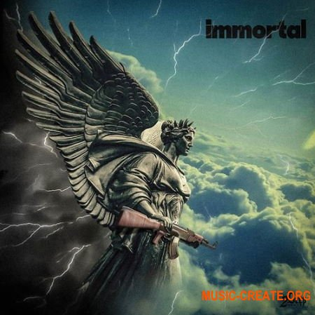 2DEEP Immortal (WAV MIDI) - сэмплы Urban