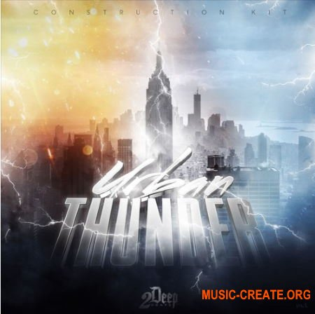 2DEEP Urban Thunder (WAV MIDI) - сэмплы Hip Hop, Rap