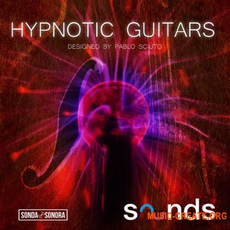 Sonda Sonora Hypnotic Guitars (WAV) - сэмплы гитары