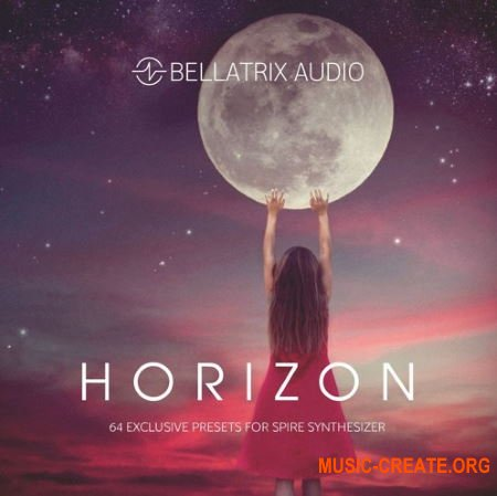 Bellatrix Audio Horizon (Spire Presets)