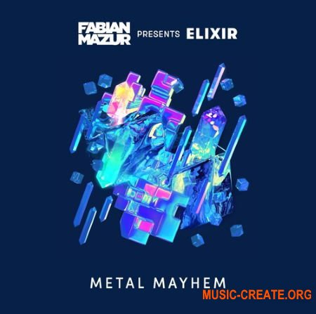 Splice Sounds Fabian Mazur Metal Mayhem (WAV) - сэмпл EDM, Future Bass, Trap