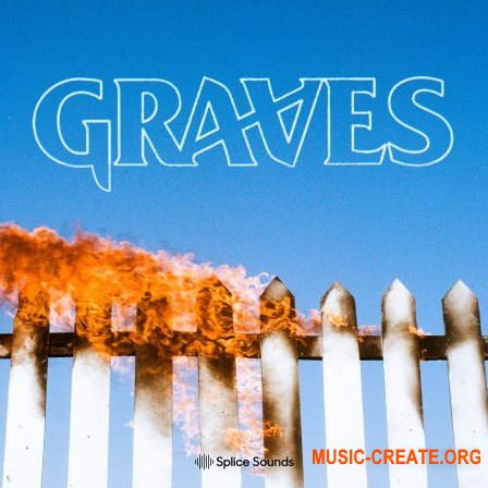 Splice Sounds Graves Sample Pack Vol.2 (WAV) - сэмплы Trap