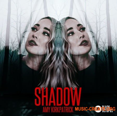 Black Octopus Sound Shadow by Amy Kirkpatrick (WAV) - вокальные сэмплы