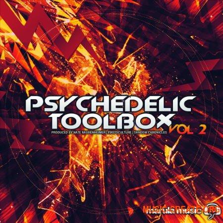Black Octopus Sound Psychedelic Toolbox Vol 2 by Marula Music (WAV Serum) - сэмплы Trance